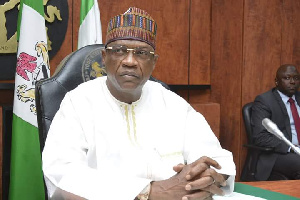 Senator Ibrahim Gaidam, is sponsoring the Boko Haram De-Radicalisation Bill in Nigeria