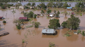 Flooding in Nigeria a major problem affecting the country
