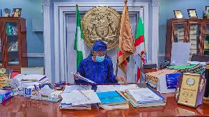 Osun State Governor, Adegboyega Oyetola