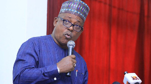 The Peoples Democratic Party National Chairman, Uche Secondus