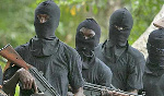File photo: Armed robbers