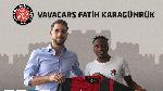 Musa snub Turkish gaints Besiktas, Galatasaray for Karagumruk