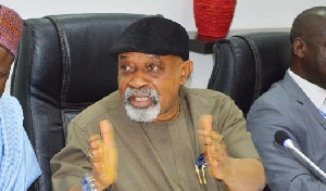 Minister of Labour and Employment, Dr Chris Ngige