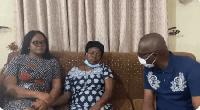 Sanwo-Olu visits widow of man shot dead during #EndSARS protest in Surulere