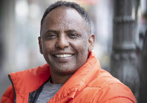 Ibrahim Omer is the first African MP in New Zealand. Photo Credit: MONIQUE FORD/STUFF