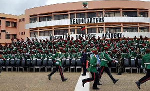 A file photo of the Nigerian Defence Army