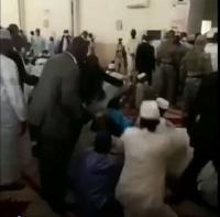 President Assimi Goita attacked at Eid prayers