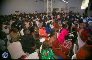 Attendees of the summit