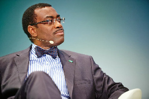 Akinwumi Adesina named champion of Africa's Great Green Wall