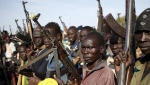 Gunmen file photo