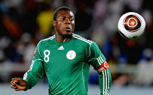 Former Super Eagles striker Yakubu Aiyegbeni
