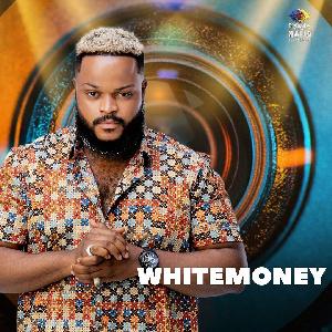 Big Brother Naija housemate, Whitemoney