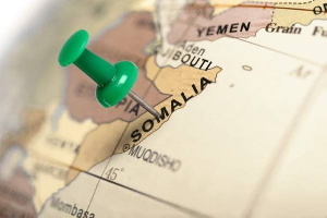 Somalia Map - Image by Zerophoto - AdobeStock