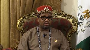 Dr Chukwudi Jude Ihenetu, Igbo Community Leader in Ghana