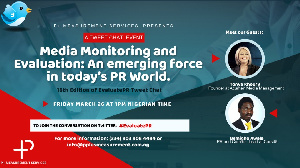 16th Edition of Evaluate PR event