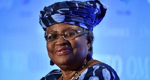Dr Ngozi Okonjo-Iweala, Director General at the World Trade Organisation (WTO)