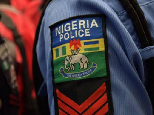 File photo: Nigeria Police logo