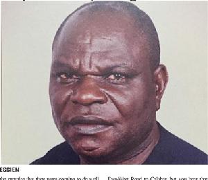 Senator Emmanuel Ibok Essien