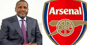 The time has come - Aliko Dangote's pursuit of Arsenal resurface