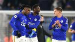Ndidi, Iheanacho, Olayinka in action as Leicester held by Slavia Prague