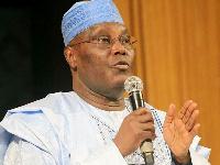 FormerVice President of Nigeria, Alhaji Atiku Abubakar