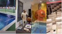 Odion Ighalo stuns his guests