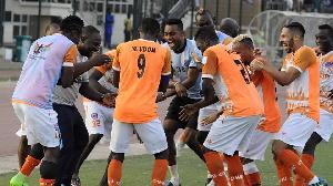 Akwa United team