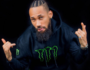 File photo: Music artiste, Phyno