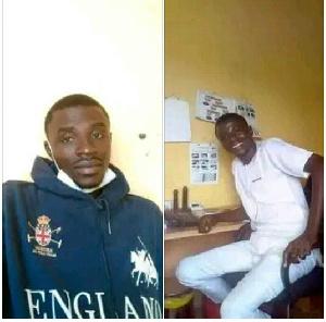 Japhet Toryila, the murdered student