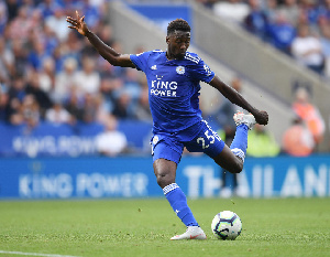 In the 2018/2019 campaign, the 23-year-old played in all of Leicester's league games