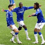 Everton boss, Ancelotti hails Iwobi's hardwork