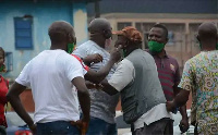 Brawl over INEC ad hoc official