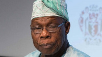 President Olusegun Obasanjo was president from 1999 to 2007
