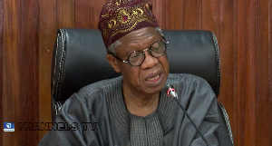 File photo: Lai Mohammed