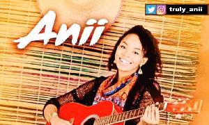 Afro-pop artist Anii