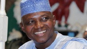File photo: Garba Shehu