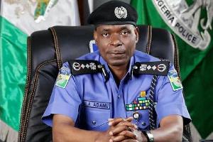Inspector-General of Police, Mohammad Adamu