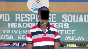 Salawa Abeni blackmailer