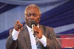 Pastor Kumiyi of Deeper Life