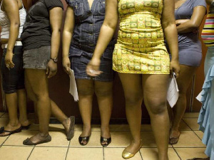 Sex workers file photo