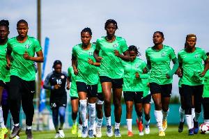 The Super Falcons of Nigeria