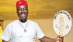 Obi Cubana has spiritual protection; kayanmata can't work on him - Jaruma warns ladies