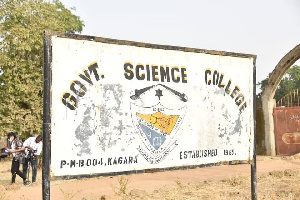 Government Science College Kagara