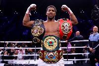 Anthony Joshua was set to take on Tyson Fury in Saudi Arabia