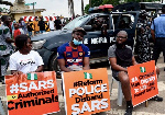UK gov't trained SARS officials – Minister