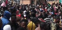 Hoodlums gangrape three girls at Ekiti EndSARS protest