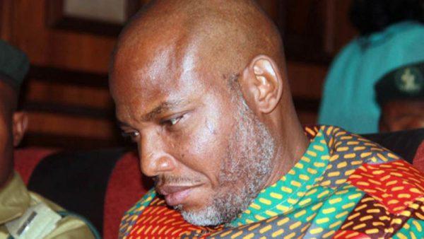 Nnamdi Kanu, Leader of the Indigenous People of Biafra