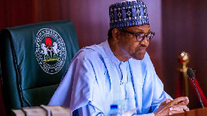 The President, Major General Muhammadu Buhari (retd.)