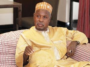 Katsina State Governor, Aminu Bello Masari