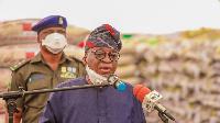 Governor Gboyega Oyetola Osun State